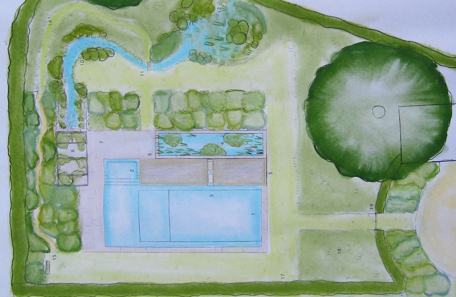 Guide To Natural Swimming Pool Planning Permission