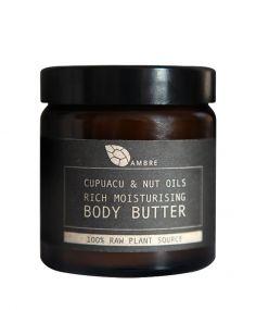 Amber Botanicals- Cupuacu Rich Moisturising Body Butter