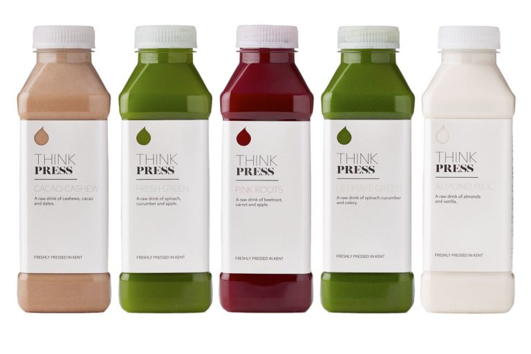 Think Press - STRENGTHEN CLEANSE