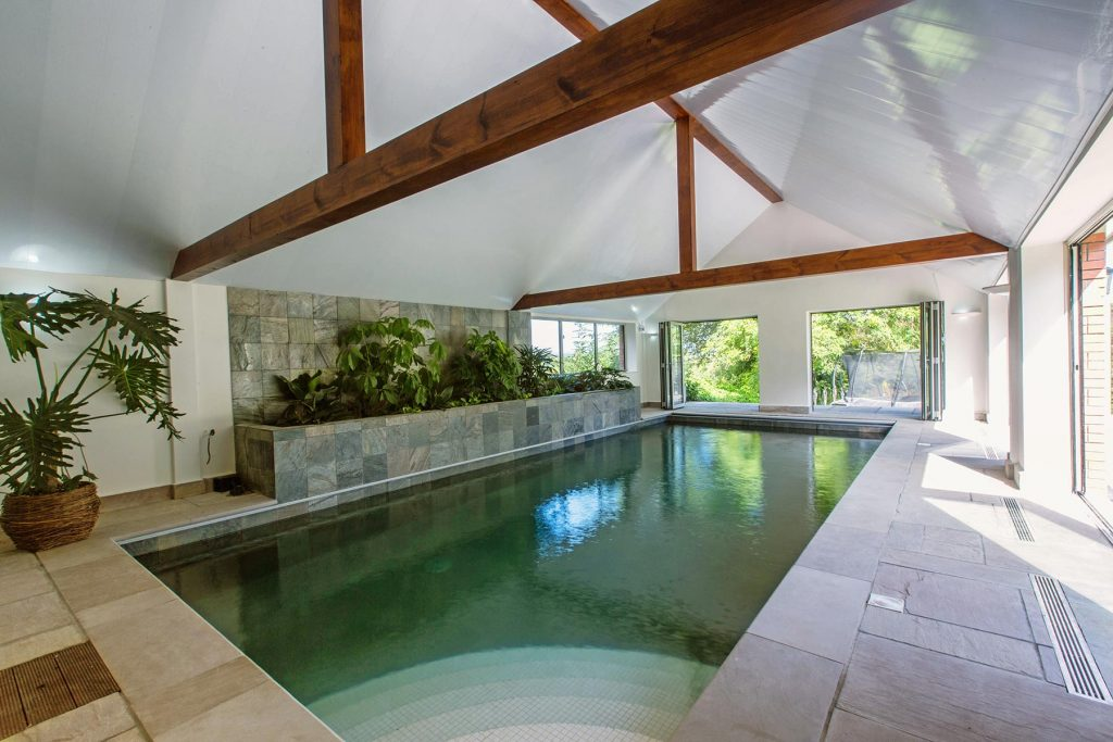Indoor Swimming Pools Clear Water Revival Natural
