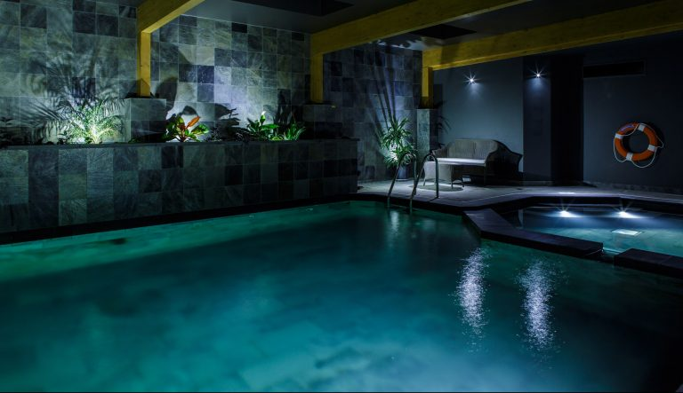 Indoor Swimming Pools built by Clear Water Revival
