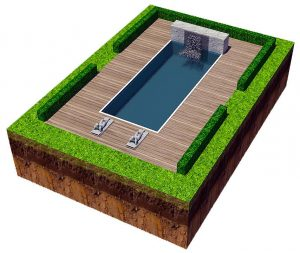 natural swimming pools will look great in your garden