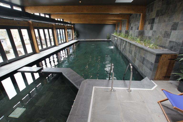 indoor freshwater pool