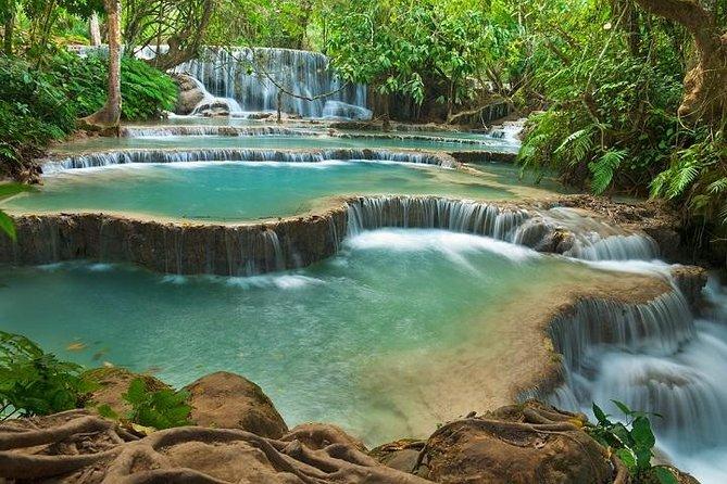 Kuang Si Falls, Lao